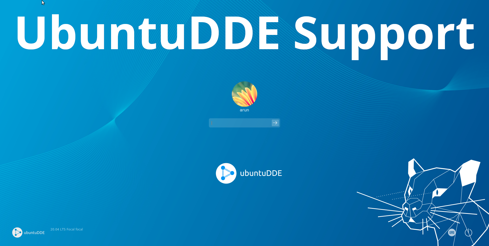 @UbuntuDDE_ru Support