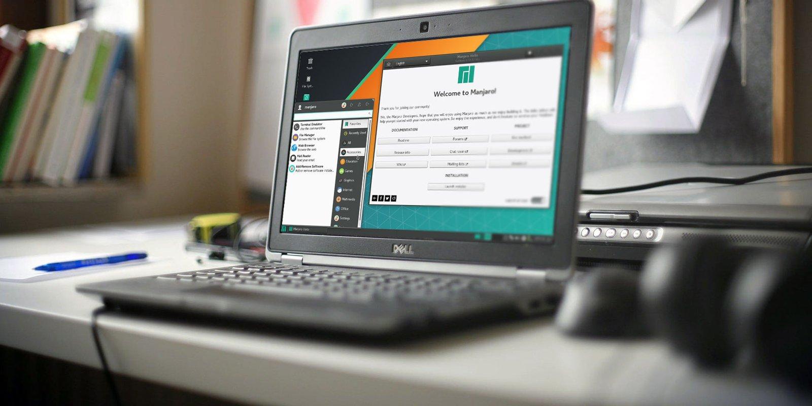 5 лучших дистрибутивов Linux для ноутбуков
